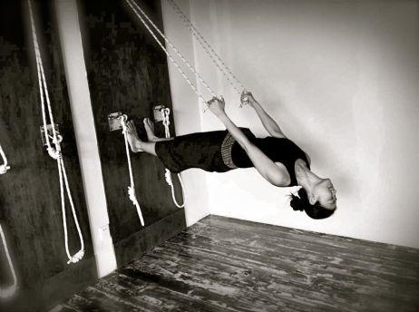 jo on ropes@YG4
