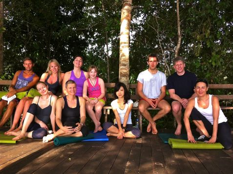 yoga class11