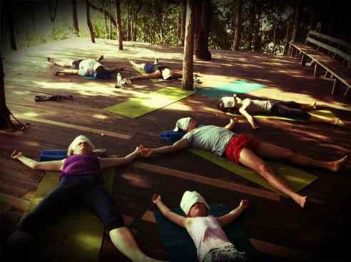 yoga class15