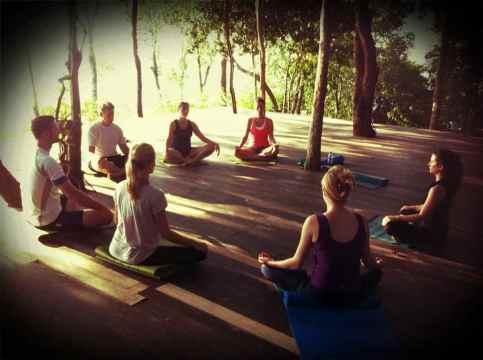 yoga class16