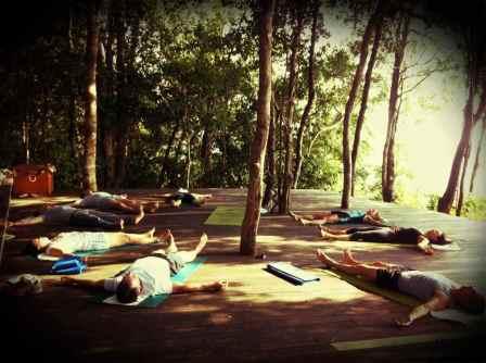 yoga class19