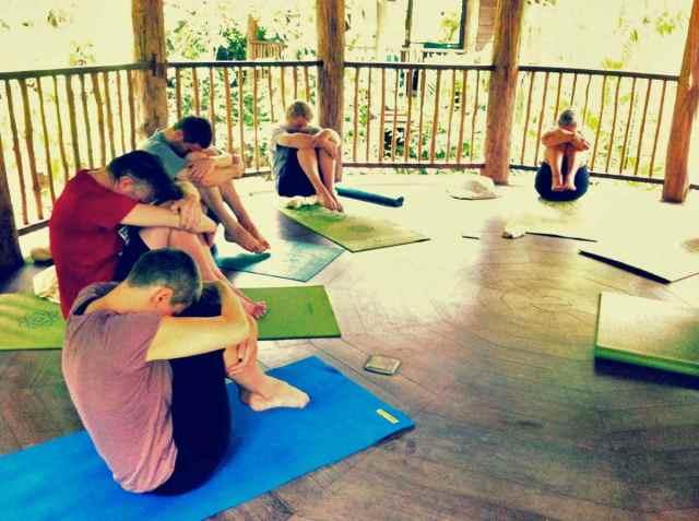 yoga class43