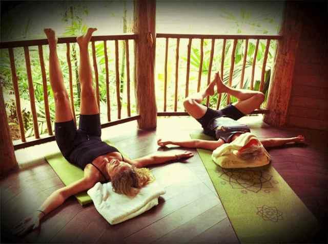yoga class45