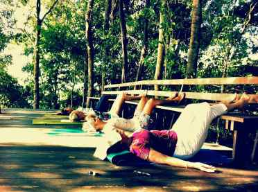 yoga class6