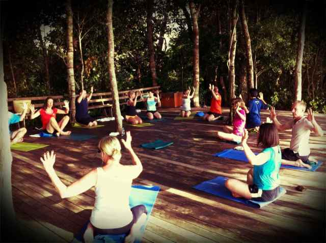 yoga class-kriyas