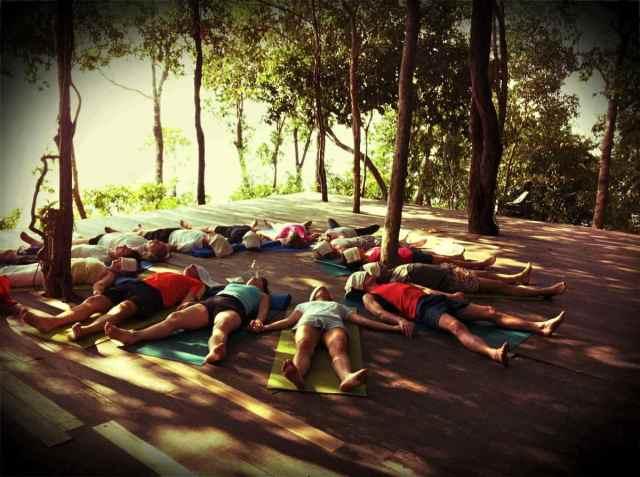 yoga class-shavasana circle2