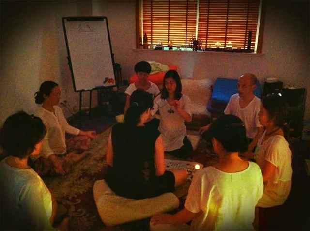 Reiki@MG-healing circle1