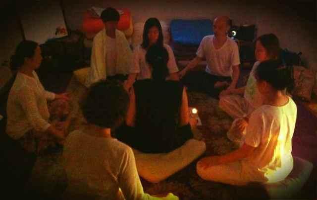 Reiki@MG-healing circle3