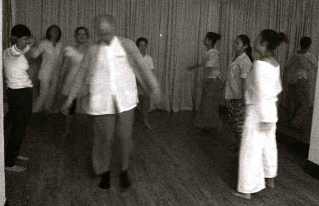 reiki group dancin