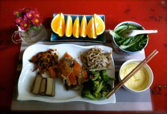 CQ Lian-set lunch