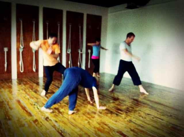 Ecstatic Dance-Nov11