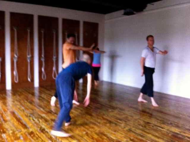 Ecstatic Dance-Nov12