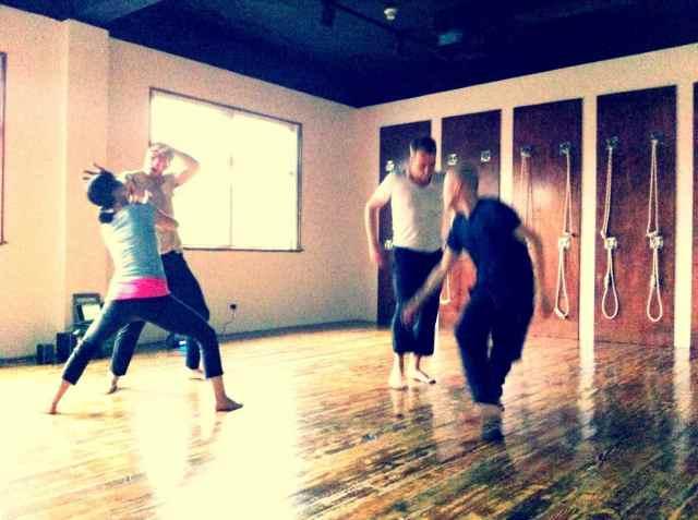 Ecstatic Dance-Nov18