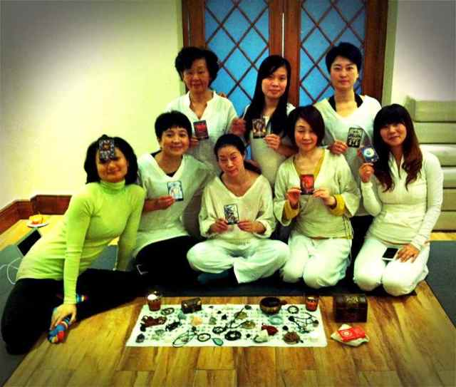 reiki group day2