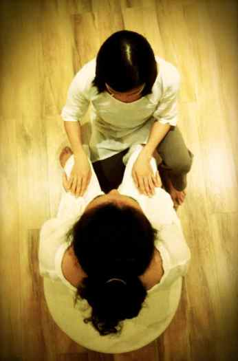 Reiki attunement1