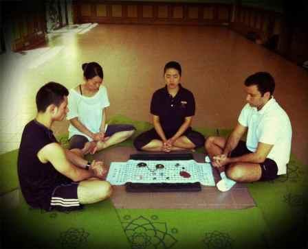 staff meditatin