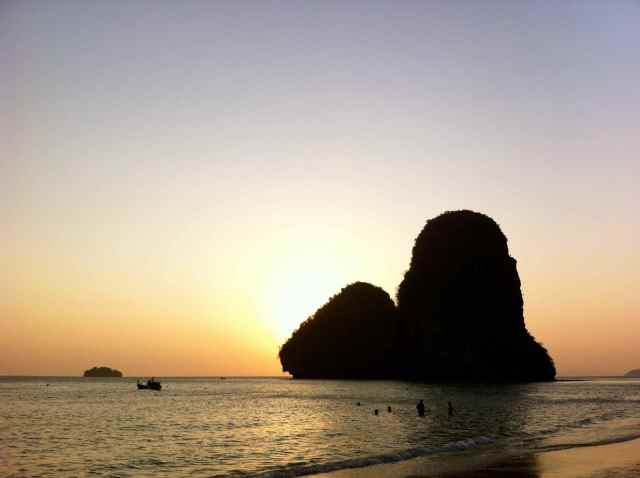 sunset@Happy Island