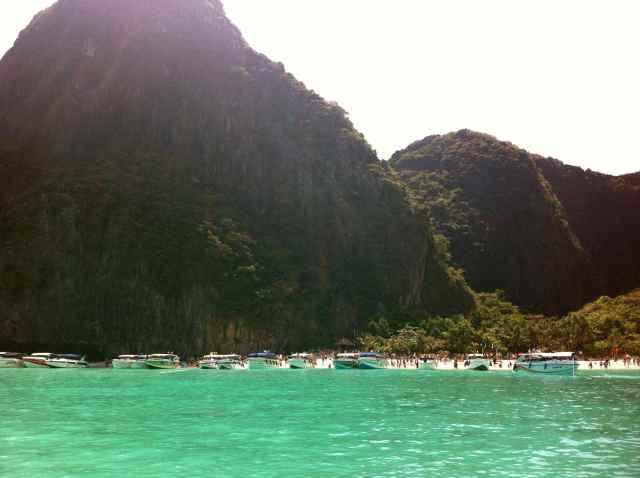 the Beach island