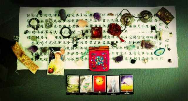 crystals+cards@reiki2 Apr