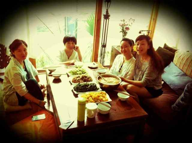 Reiki2@CQ-lunch