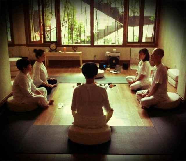 Reiki2@CQ-meditation
