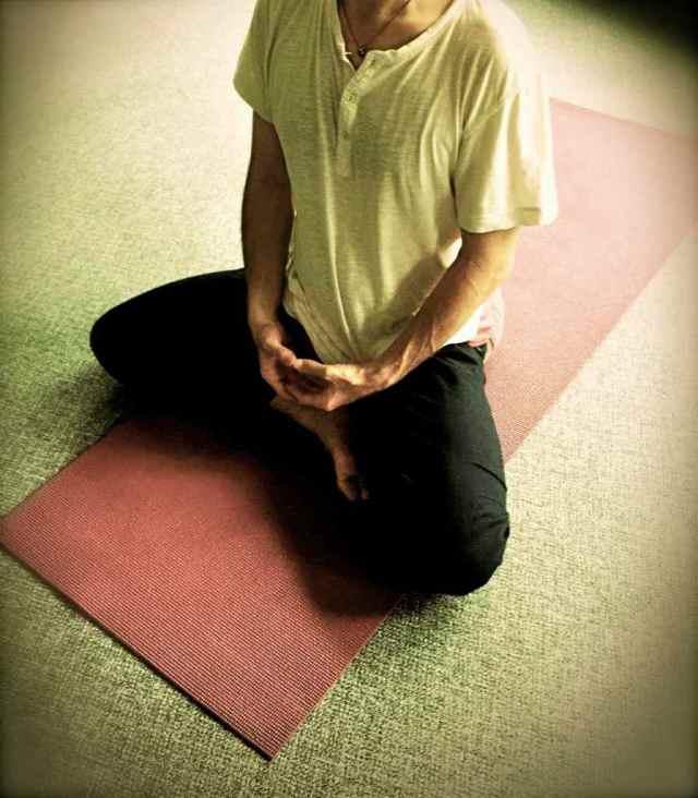 Med@CSL-Patrick meditatin