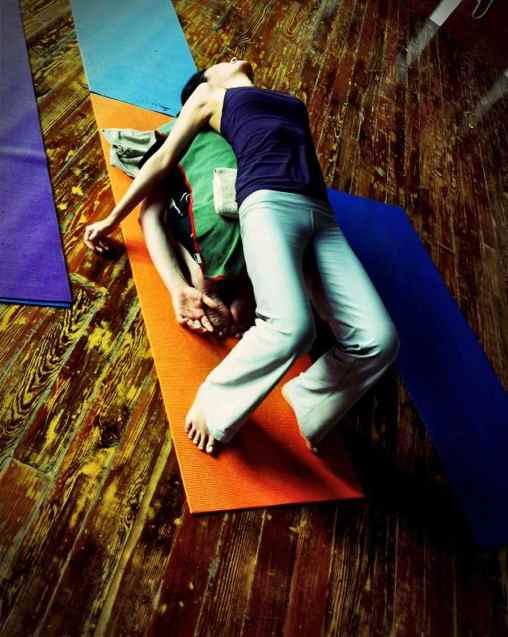 Partner Yoga@YG-1