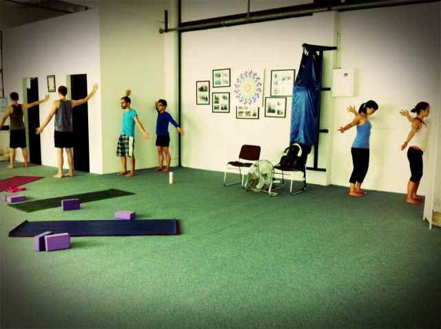 Yoga@CSL-7:26-12