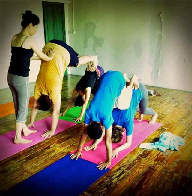 Partner Yoga@YG-8:24-2