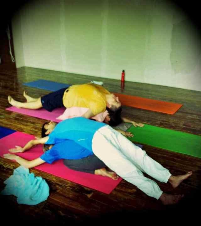 Partner Yoga@YG-8:24-3