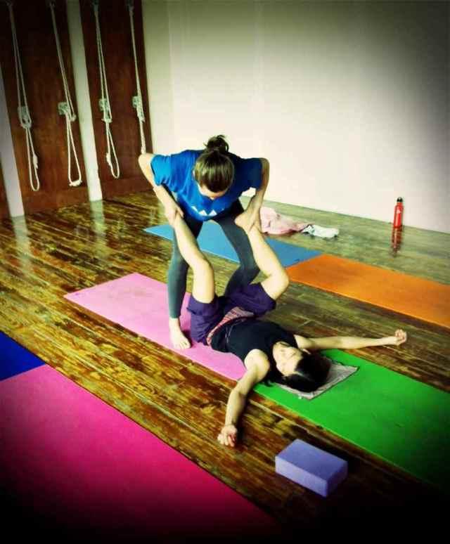 Partner Yoga@YG-8:24-5