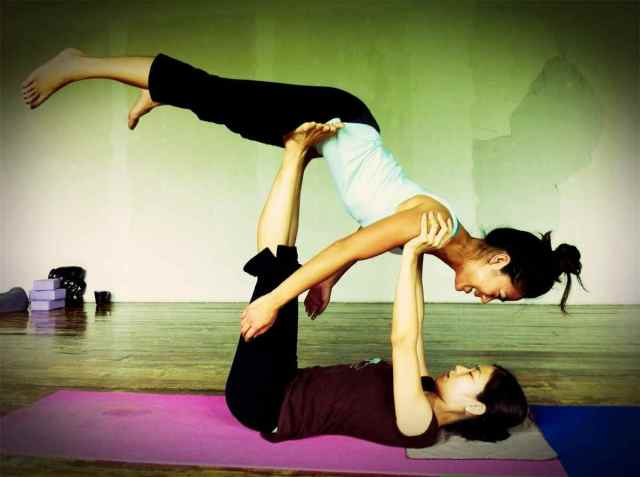 Partner Yoga@YG-8:3-11
