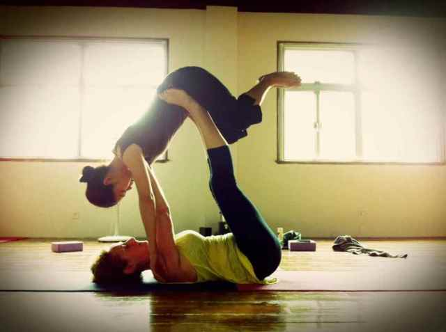 Partner Yoga@YG-8:3-14
