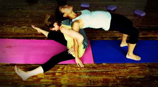 Partner Yoga@YG-8:3-2