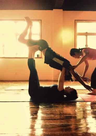 Partner Yoga@YG-8:9-12