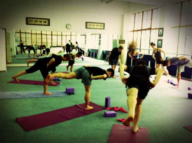 Yoga@CSL-8:9-11