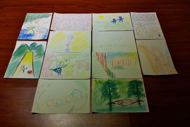 Meng's Salon9:6-artworks