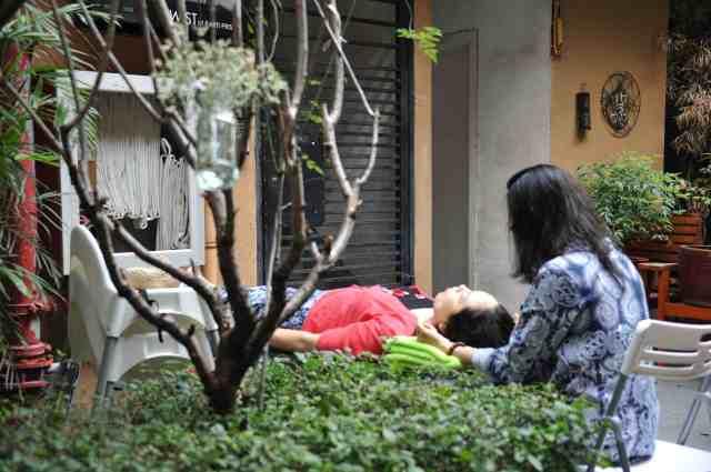 Liang Zi healing2