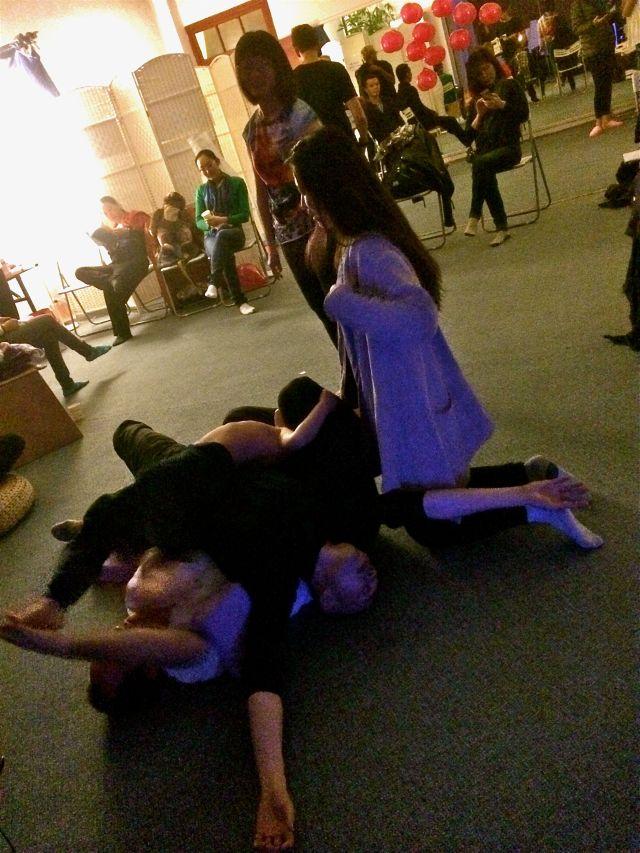 CSL party2015-dancin1