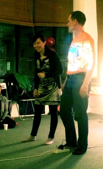 CSL party2015-rob+kim