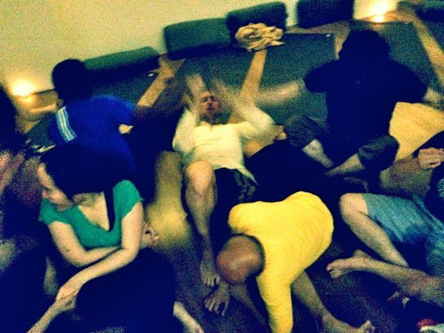 Healing WS @ Octave-movin med13