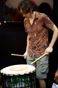 Jordan drumming1