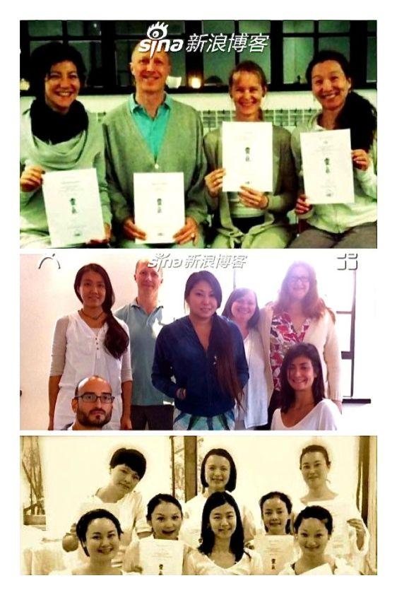 Reiki graduates collage3