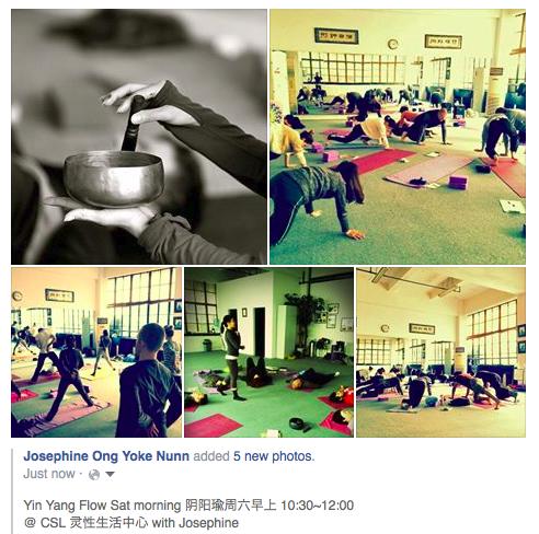 Yin Yang @ CSL