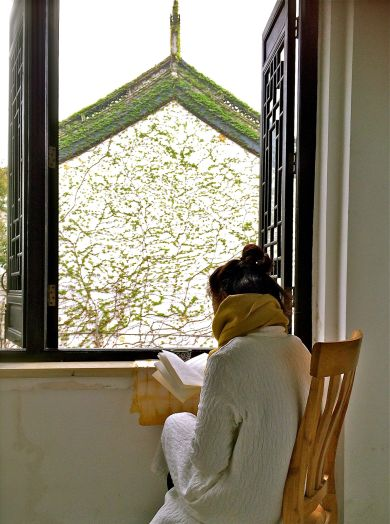 Suzhou retreat-Jade reading2