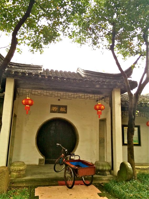 Suzhou retreat-temple2