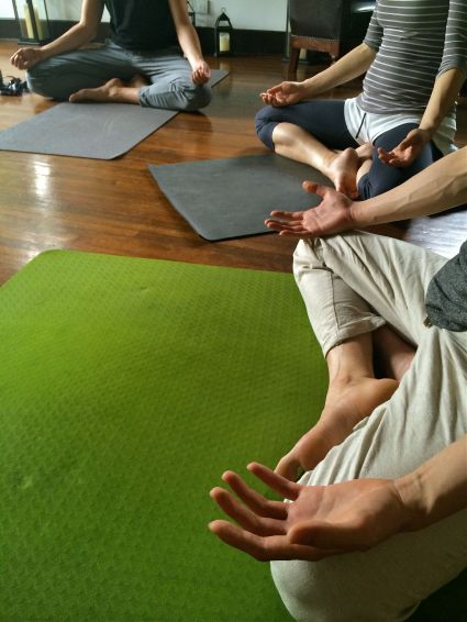 yoga @ The Know-5:7-2
