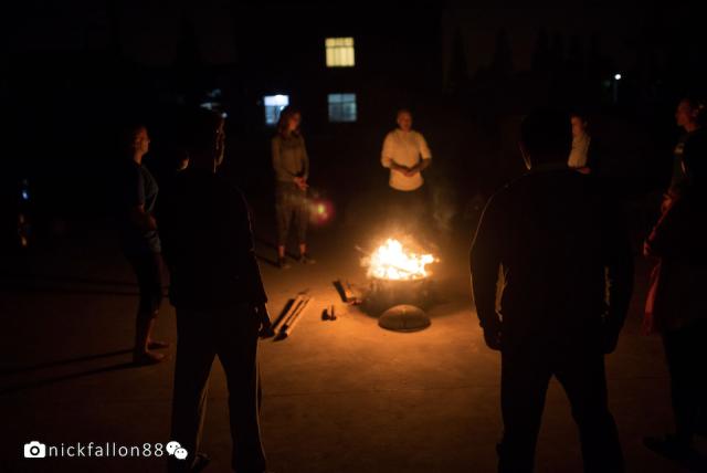 energy class @ bonfire