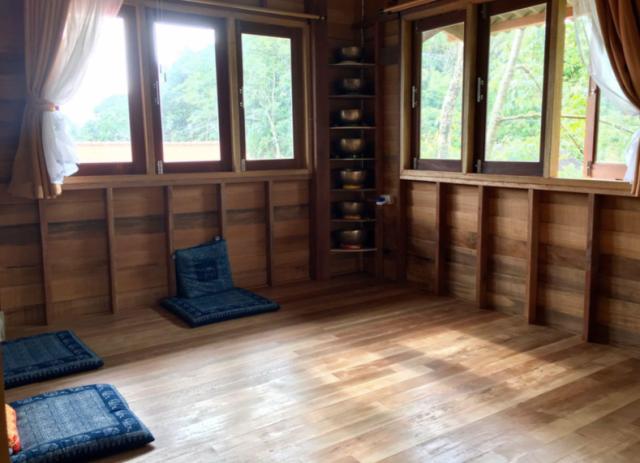 Shima healing classroom